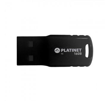 CLE USB 2 F-DEPO WATERPROOF 16GO NOIRE PLATINET